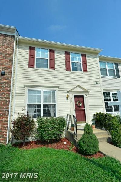 Leesburg Townhouse For Sale: 423 Silverbell Terrace NE
