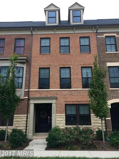 Ashburn Townhouse For Sale: 42243 Riggins Ridge Terrace