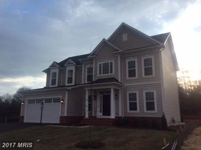 Aldie VA Single Family Home For Sale: $644,115