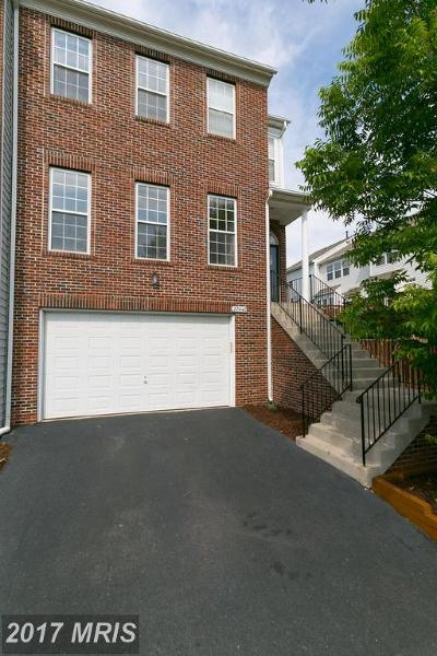 Ashburn Townhouse For Sale: 22442 Maison Carree Square