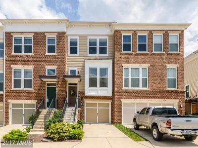 Ashburn Townhouse For Sale: 22468 Snow Powder Terrace