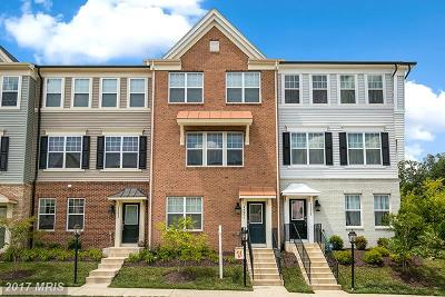 Chantilly Townhouse For Sale: 44031 Peirosa Terrace