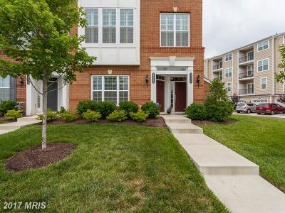 Ashburn Townhouse For Sale: 23552 Hopewell Manor Terrace