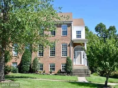 Sterling Townhouse For Sale: 21158 Millwood Square