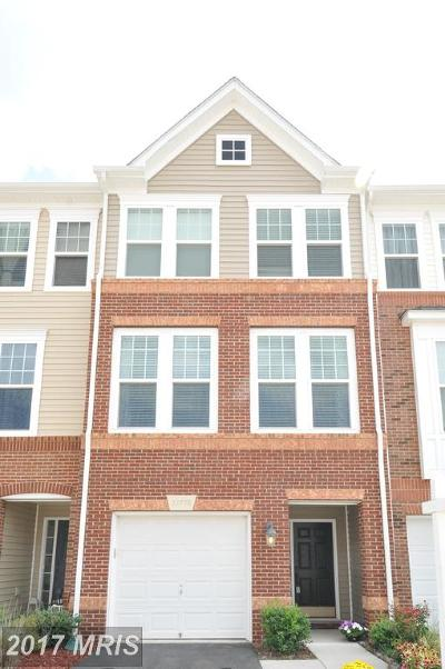 Ashburn Townhouse For Sale: 21778 Mears Terrace
