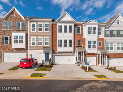Ashburn Townhouse For Sale: 44970 Bishop Terrace