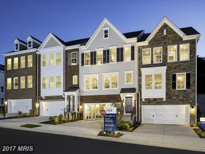 Ashburn Townhouse For Sale: 44972 Bishop Terrace