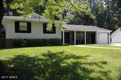 Single Family Home For Sale: 1608 Madison Court