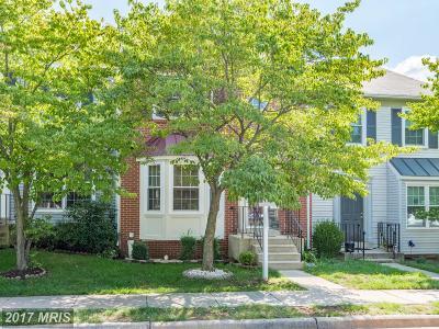 Leesburg Townhouse For Sale: 1085 Smartts Lane NE