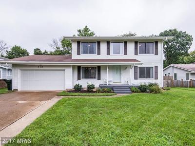 Sterling Single Family Home For Sale: 210 Juniper Avenue E