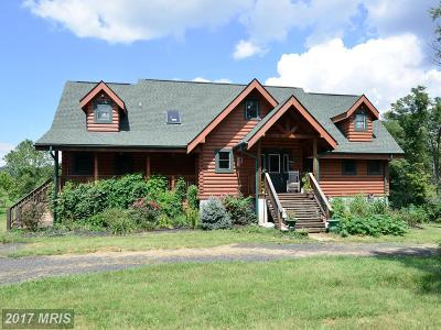 Round Hill Single Family Home For Sale: 34894 Paxson Road #34876