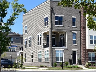 Ashburn Townhouse For Sale: 21085 Ashburn Heights Drive
