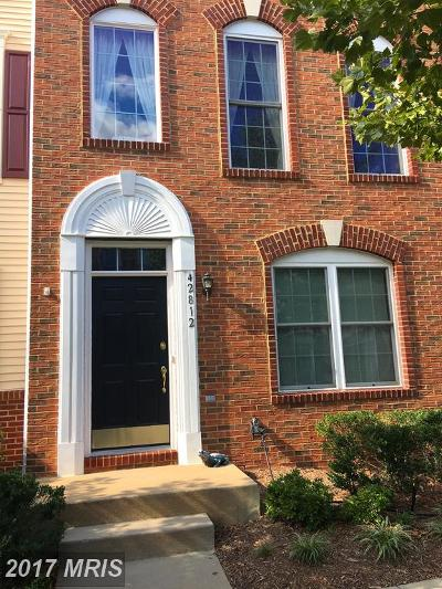 Chantilly Rental For Rent: 42812 Smallwood Terrace