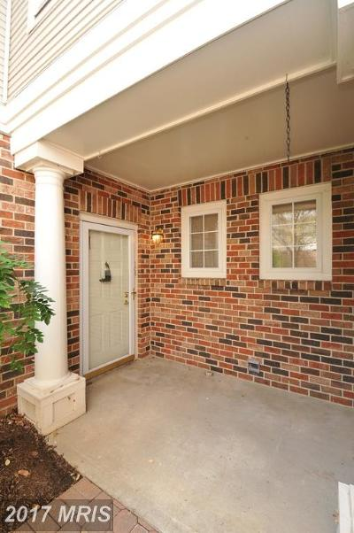 Ashburn Townhouse For Sale: 45061 Brae Terrace #104