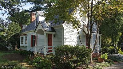 Middleburg Single Family Home For Sale: 3 Chinn Lane