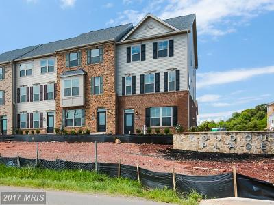 Ashburn Townhouse For Sale: 43474 Old Ryan Road