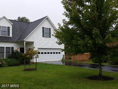 Leesburg Duplex For Sale: 215 Queen Street NE
