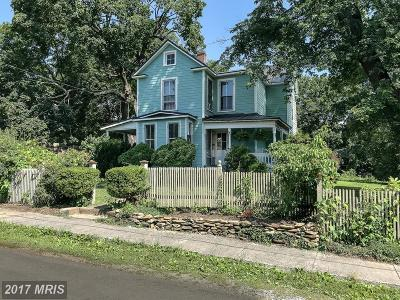 Single Family Home For Sale: 6 Mulberry Street