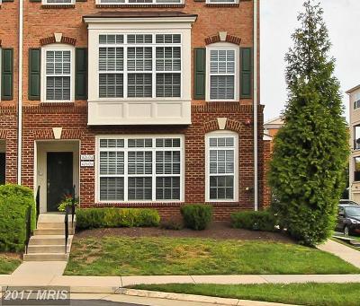Ashburn Townhouse For Sale: 42606 Cardinal Trace Terrace