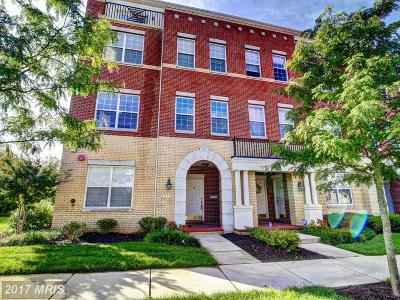 Leesburg Townhouse For Sale: 43671 McDowell Square