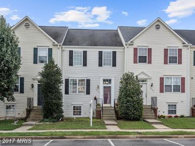 Ashburn Townhouse For Sale: 44143 Allderwood Terrace