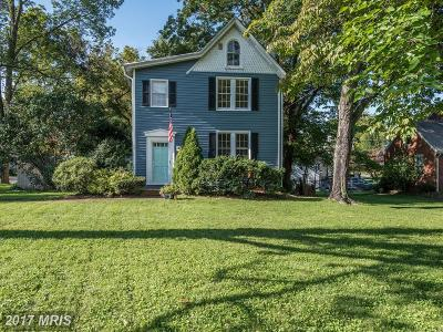 Hamilton Single Family Home For Sale: 154 Colonial Highway