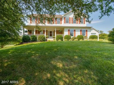 Purcellville Single Family Home For Sale: 37510 Curle Lane