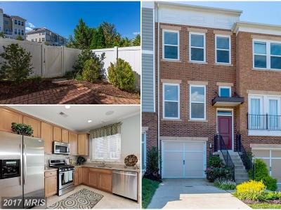 Ashburn Townhouse For Sale: 42655 Redeemer Terrace