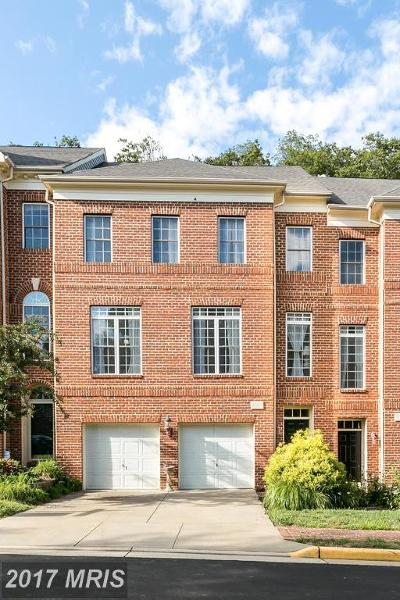 Loudoun Townhouse For Sale: 47808 Scotsborough Square