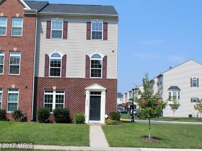 Chantilly Townhouse For Sale: 42982 Spyder Place
