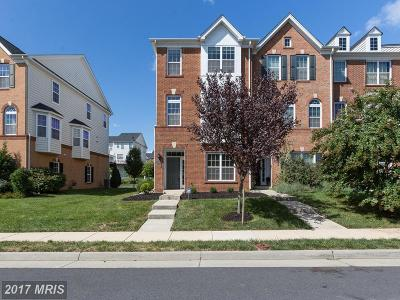 Ashburn Townhouse For Sale: 23095 Sunbury Street