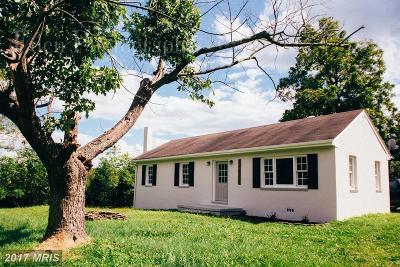 Loudoun Single Family Home For Sale: 37649 John Mosby Highway