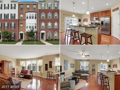 Ashburn Townhouse For Sale: 43867 Centergate Drive