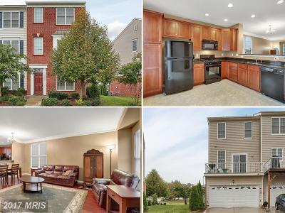 Chantilly Townhouse For Sale: 42858 Alumni Terrace