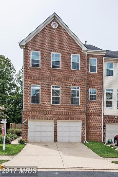 Sterling Townhouse For Sale: 20709 Riptide Square
