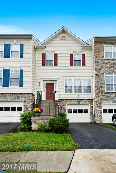 Leesburg Townhouse For Sale: 819 Bluefield Square NE