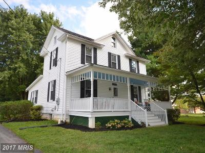 Purcellville Single Family Home For Sale: 410 Nursery Avenue