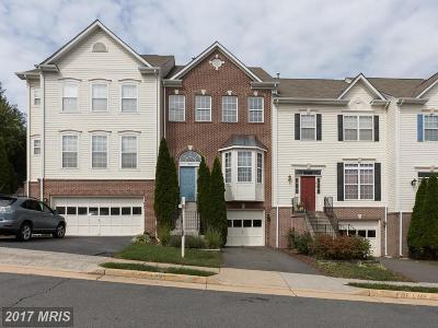 Leesburg Townhouse For Sale: 612 Burberry Terrace SE