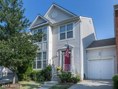 Ashburn Townhouse For Sale: 20916 Winola Terrace