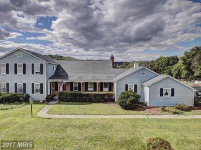 Purcellville Farm For Sale: 15219 Edgegrove Road