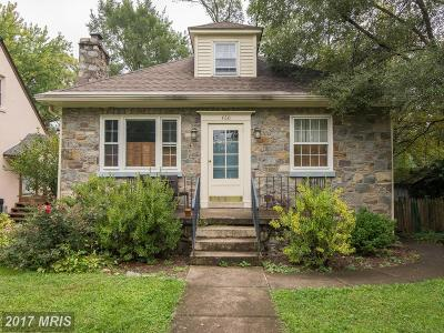 Purcellville Single Family Home For Sale: 460 S Maple Avenue