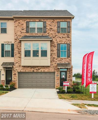 Ashburn Townhouse For Sale: 43460 Robey Square