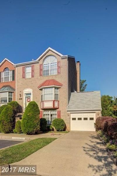 Sterling Townhouse For Sale: 46601 Silhouette Square