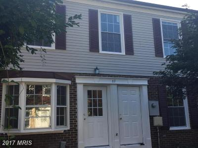 Leesburg Single Family Home For Sale: 63 Hancock Place NE #270
