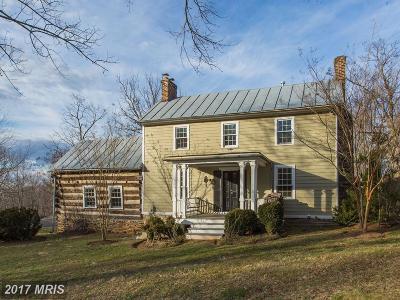 Loudoun Rental For Rent: 38085 Homestead Farm Lane