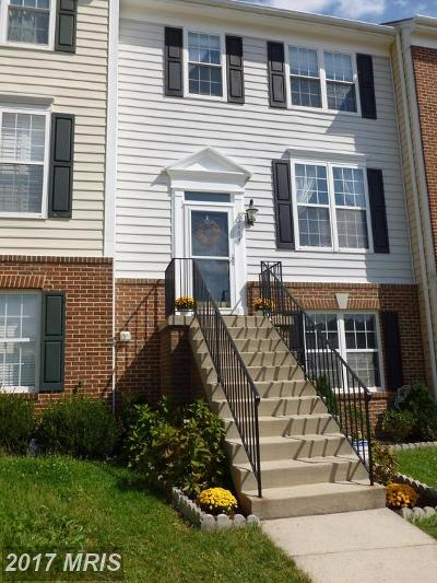 Chantilly VA Townhouse For Sale: $390,000