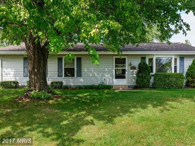 Loudoun Single Family Home For Sale: 807 Argonne Avenue