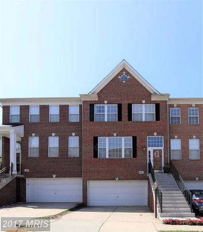 Loudoun Townhouse For Sale: 43075 Shadow Terrace