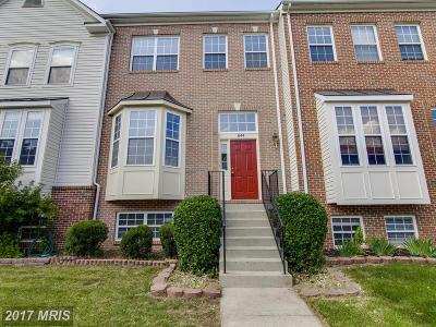 Leesburg VA Townhouse For Sale: $390,000