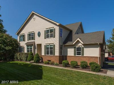 Loudoun Townhouse For Sale: 43231 Baltusrol Terrace